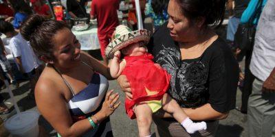 Los últimos datos del censo señalan que 14.99 millones de latinos viven en el estado. Foto:Getty Images