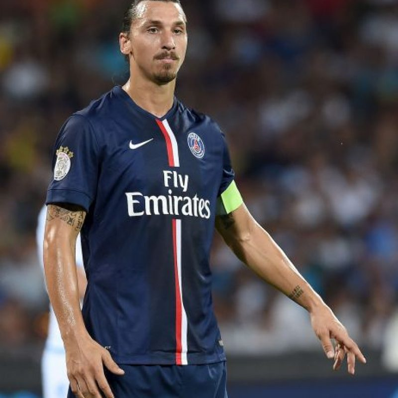 7. PSG (Francia) Foto:Getty Images