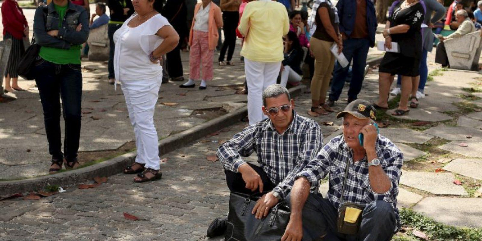 Y en todo al país la población de latinos ascendió a 55.4 millones de personas. Foto:Getty Images