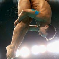 En los Juegos Panamericanos de Guadajalara 2011 ganó la medalla de oro en trampolín de 3 metros, individual y en parejas. Foto:Getty Images