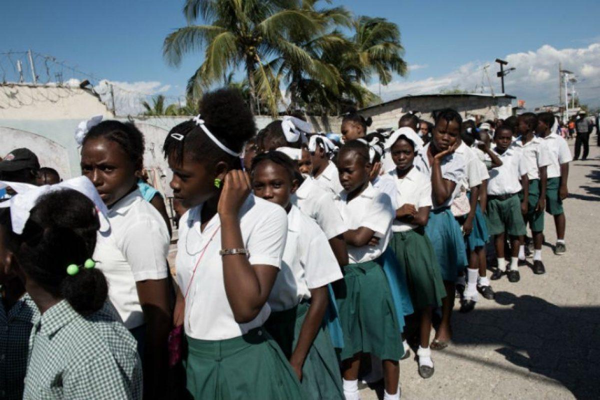 Desde el 17 de junio que terminó el plazo para inscribirse en el Plan Nacional, el Gobierno dominicano ha deportado personas a Haití. Foto:Getty Images