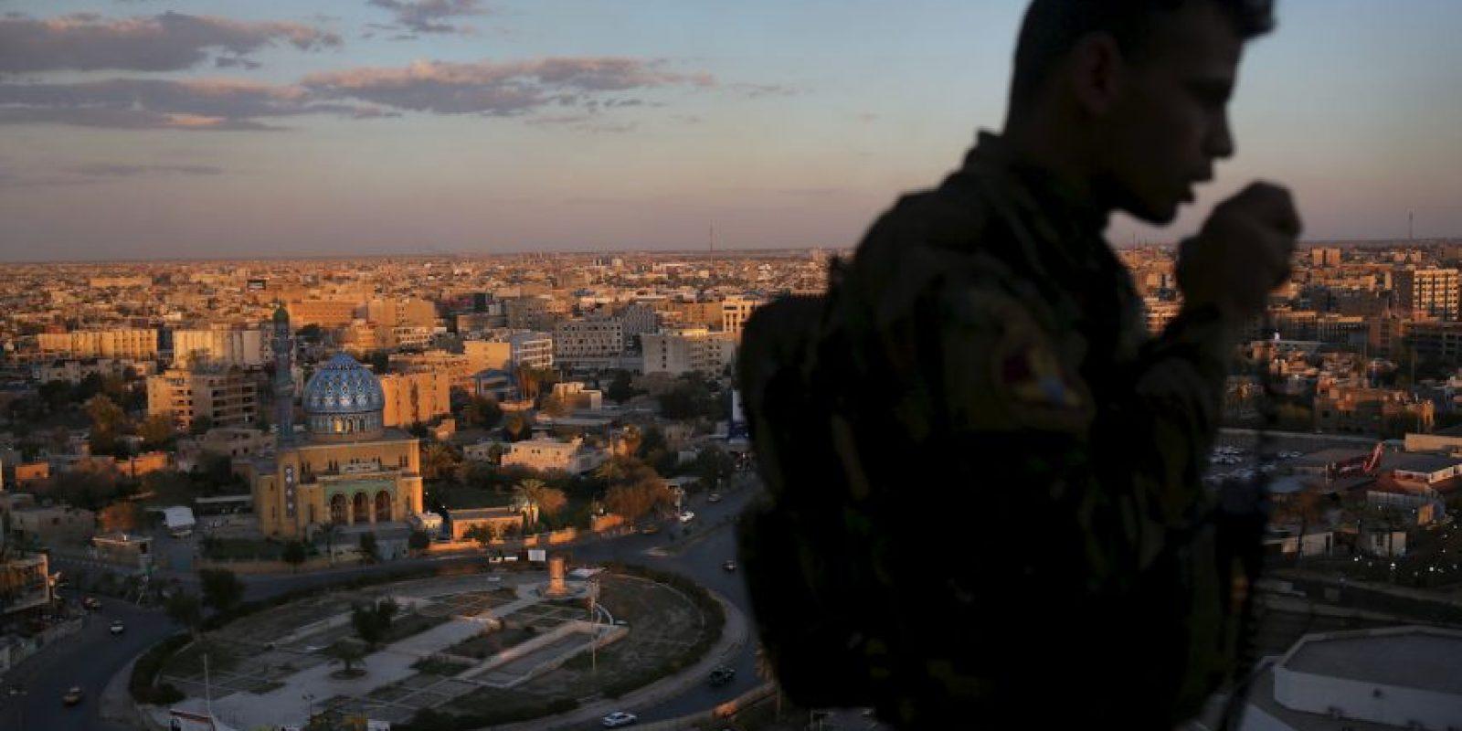 En total fueron 145 combatientes envenenados. Foto:Getty Images