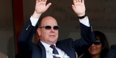 Está casado con la sudafricana Charlene Wittstock hoy Princesa Charlene de Mónaco Foto:Getty Images