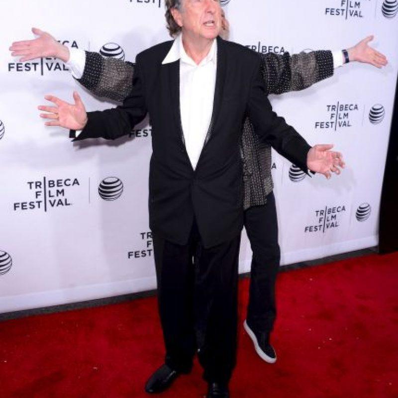 El actor tiene 72 años Foto:Getty Images