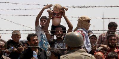 5. En Líbano hay un millón 172 mil 753 refugiados. Foto:Getty Images