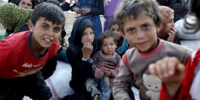 3. Asimismo, 629 mil 128 se encuentra en Jordania. Foto:Getty Images