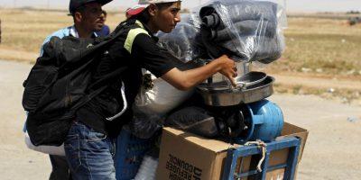 4. En Egipto hay 132 mil 375 refugiados sirios. Foto:Getty Images
