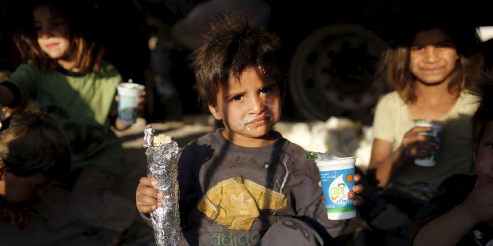 """10. """"Es terrible que, por un lado, cada vez haya más impunidad para aquellos que provocan los conflictos y que, por otro, la comunidad internacional parezca totalmente incapaz de trabajar de manera conjunta para poner fin a las guerras y para construir y preservar la paz"""", opinó el Alto Comisionado de la ACNUR en ese momento. Foto:Getty Images"""