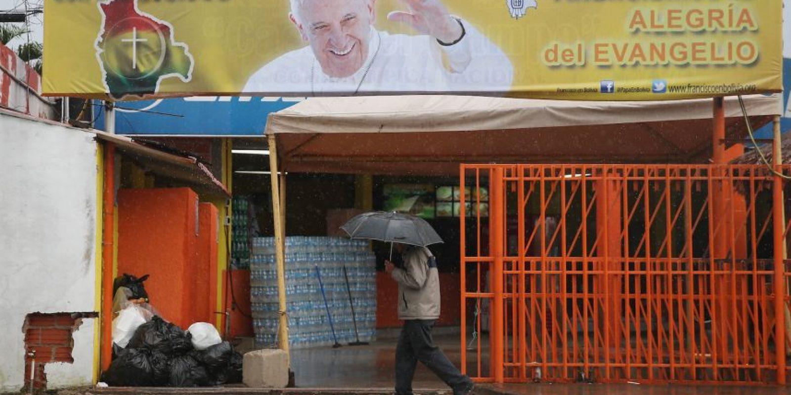 Este jueves oficiará una misa en la Plaza Cristo Redentor Foto:Getty Images