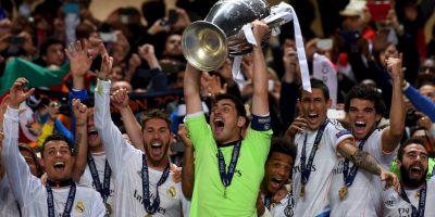 2014: UEFA Champions League Foto:Getty Images