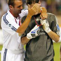 2002: Supercopa de Europa Foto:Getty Images