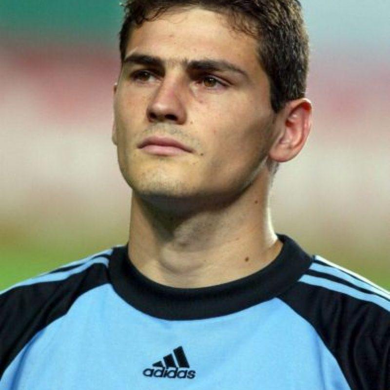 2003: Liga de España Foto:Getty Images