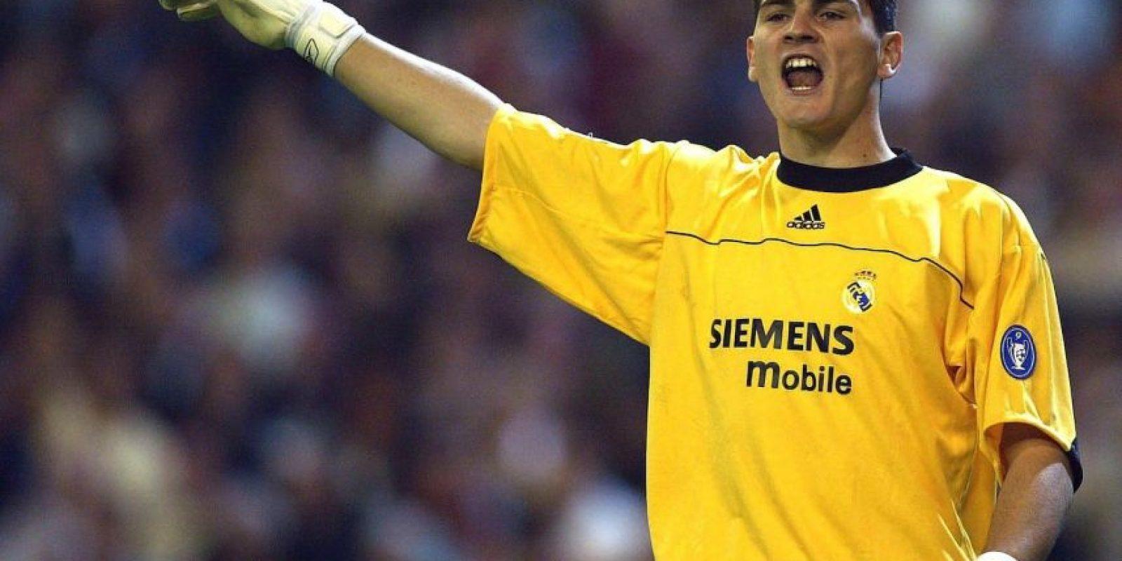 2003: Supercopa de España Foto:Getty Images