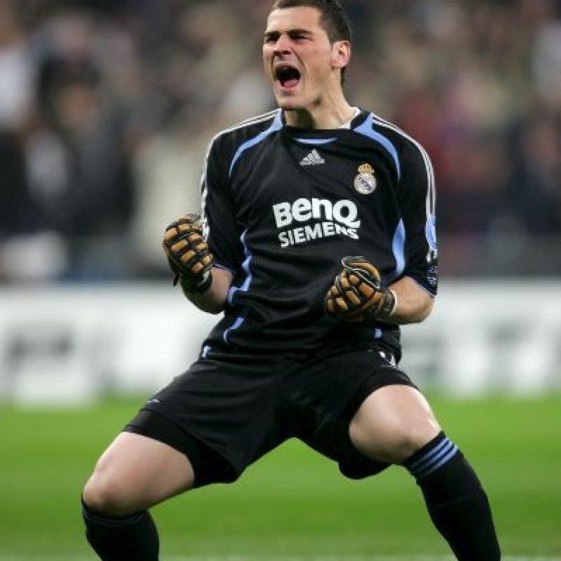 2007: Liga de España Foto:Getty Images