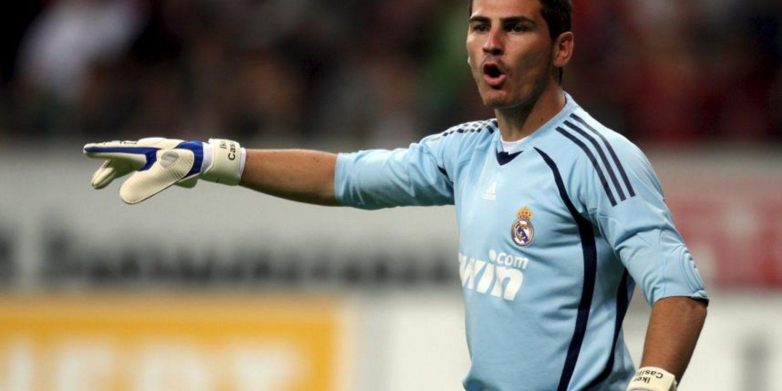 2008: Supercopa de España Foto:Getty Images