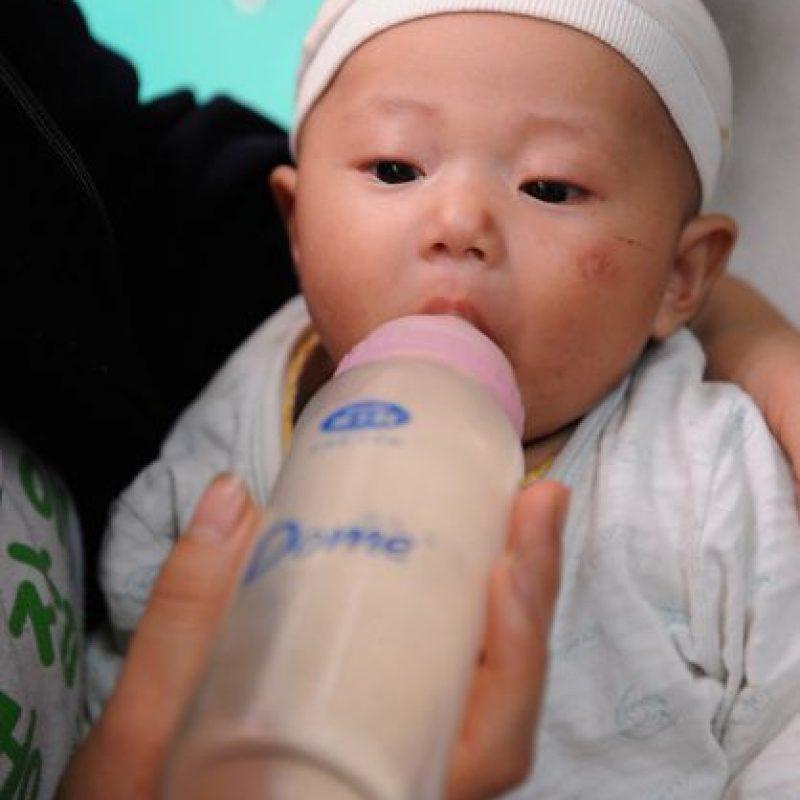 5. La Asociación de Bancos de Leche Materna de Norteamérica supervisa actualmente 18 bactos de leche materna en Estados Unidos y Canadá. Foto:Getty Images