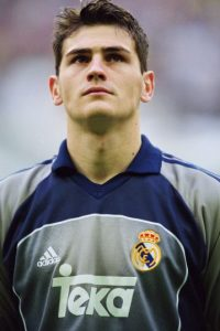 2001: Supercopa de España Foto:Getty Images
