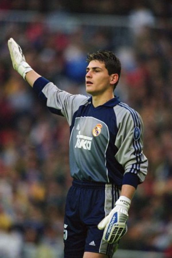 2001: Liga de España Foto:Getty Images
