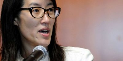 Ellen K. Pao es abogada y consejera delegada de la compañía Reddit Inc. Foto:Getty Images