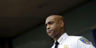 Anthony W. Batts fue despedido después de casi tres meses de los disturbios que se vivieron en Baltimore. Foto:AP