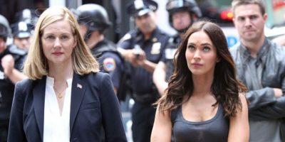Megan Fox nunca baja la cadena del retrete cuando acaba de hacer sus necesidades. Foto:vía Getty Images