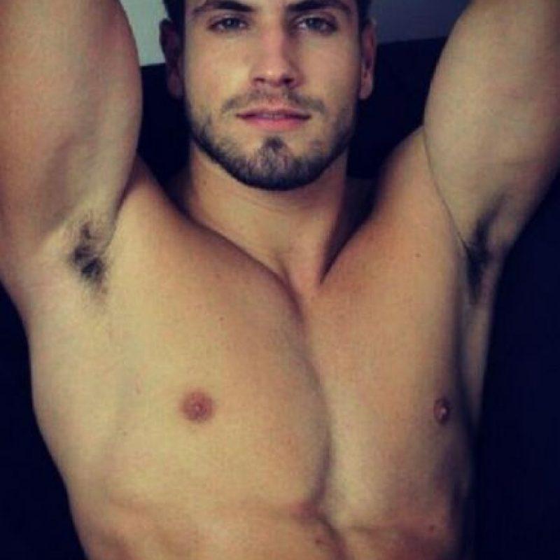 Tiene 23 años. Foto:vía Instagram/Guilherme Leão