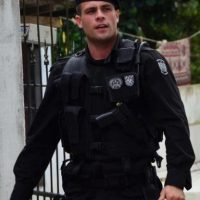Lucius Carvalho, policía. Foto:vía Instagram/Lucius Carvalho