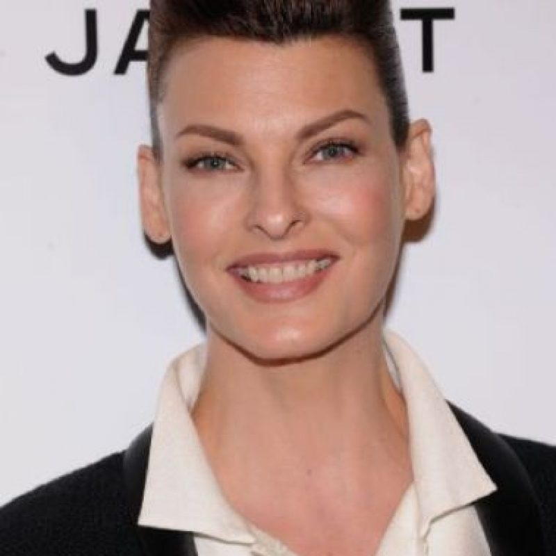 Linda Evangelista Foto: vía Getty Images