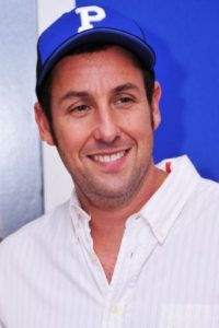 Adam Sandler Foto: vía Getty Images