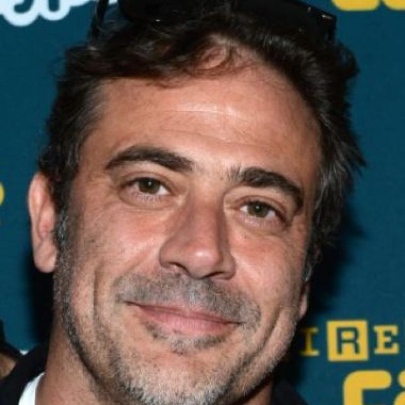 Jeffrey Dean Morgan Foto: vía Getty Images