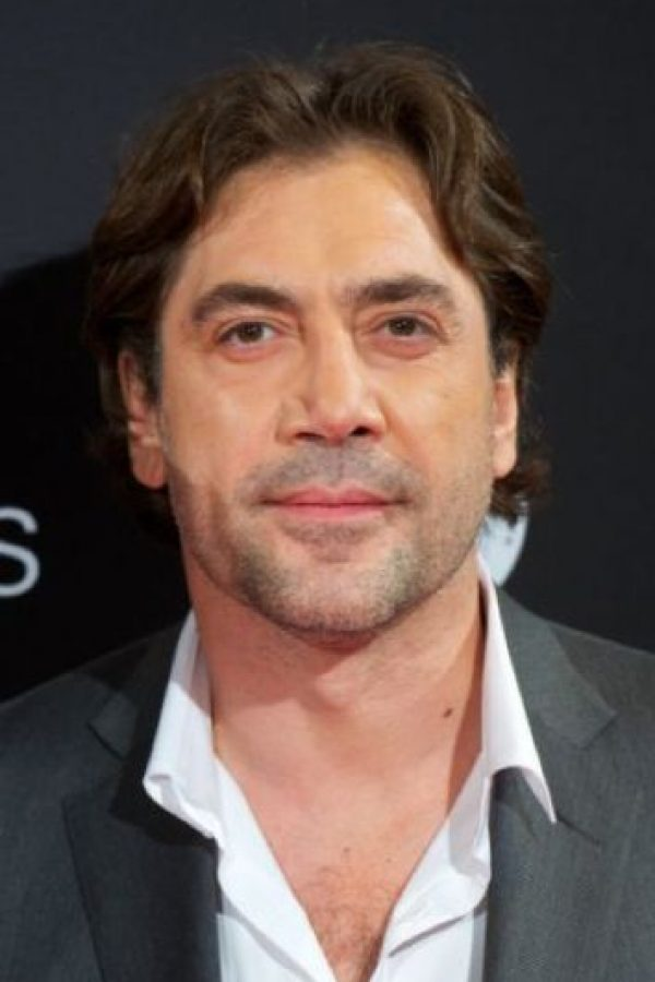 Javier Bardem Foto: vía Getty Images