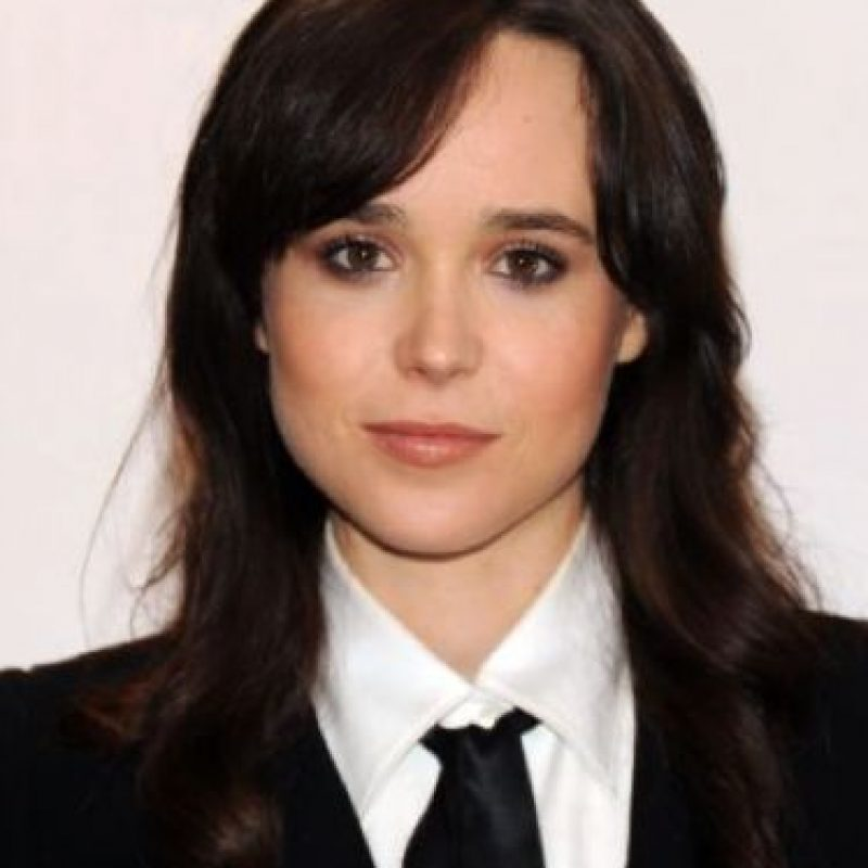 Ellen Page Foto: vía Getty Images