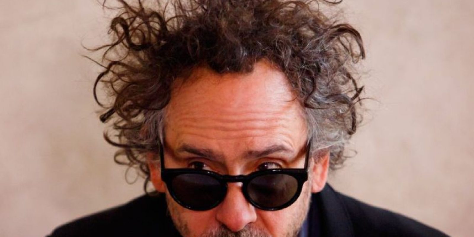 Tim Burton Foto: vía Getty Images