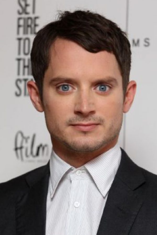 Elijah Wood Foto: vía Getty Images
