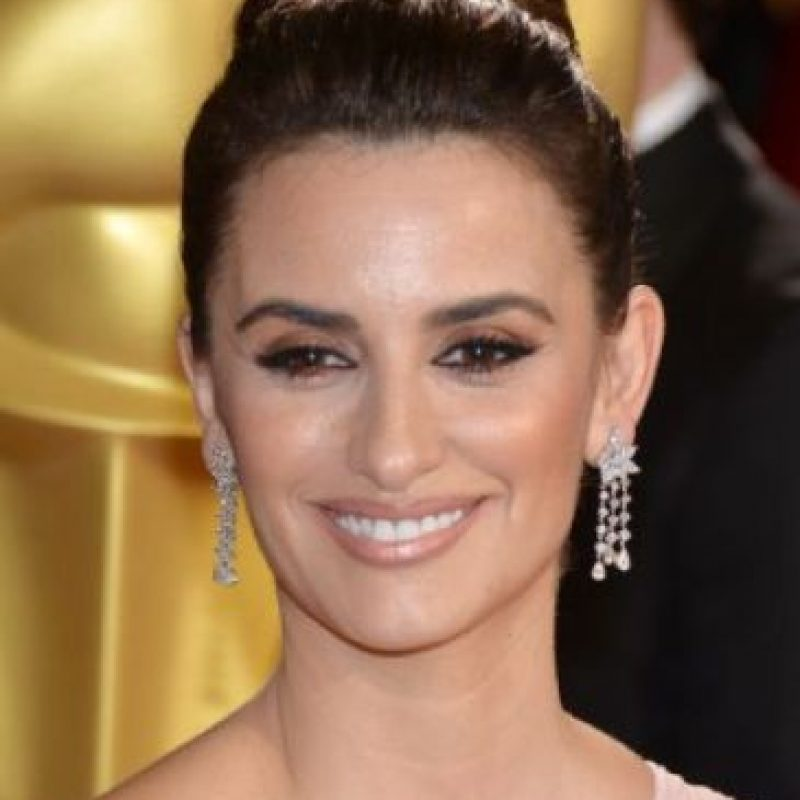 Penélope Cruz Foto: vía Getty Images
