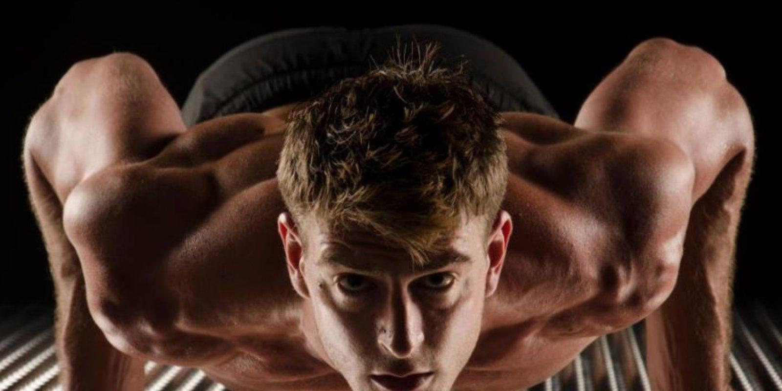 Voleibolista de playa de 31 años. Foto:Vía facebook.com/martinjreader