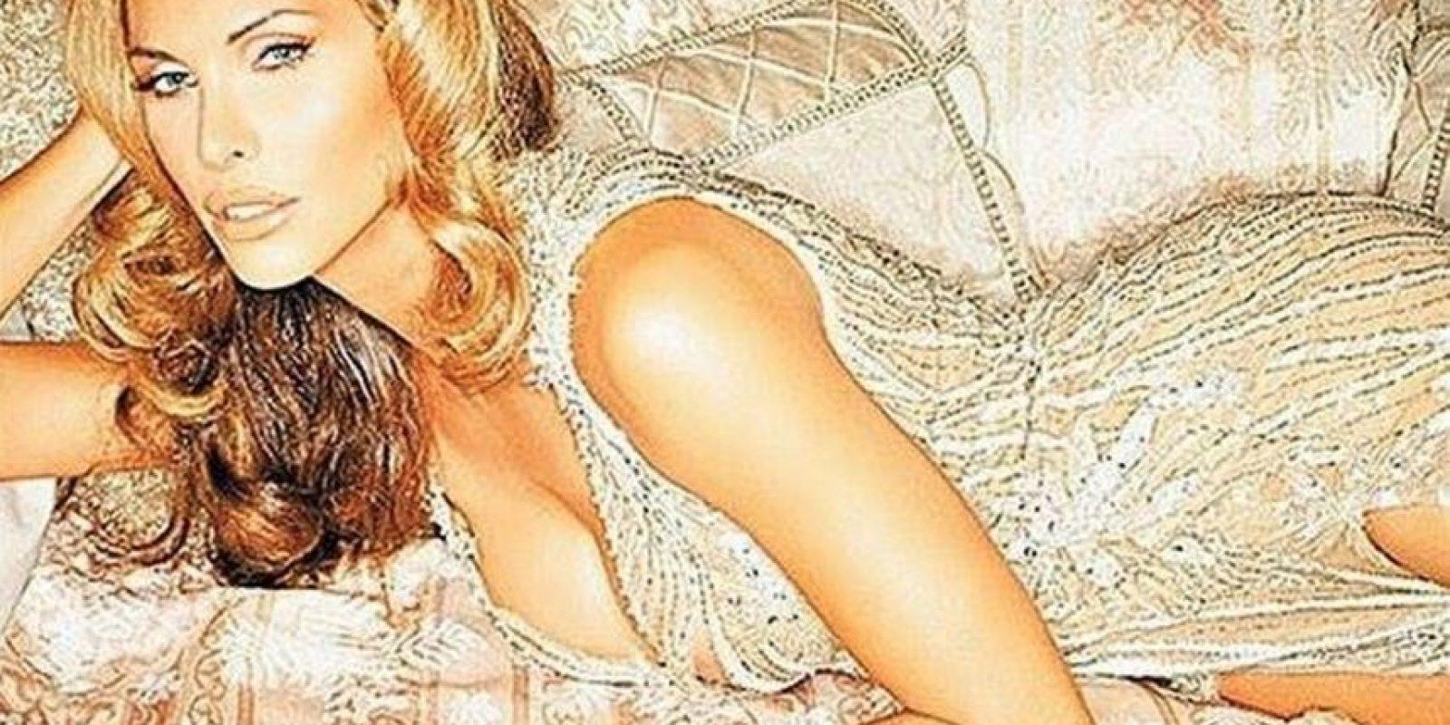 """Cayne llamó la atención en 2007 por interpretar a la amante transexual """"Carmelita"""" en la serie de la cadena ABC """"Dirty Sexy Money"""" Foto:Vía instagram.com/candiscayne/"""
