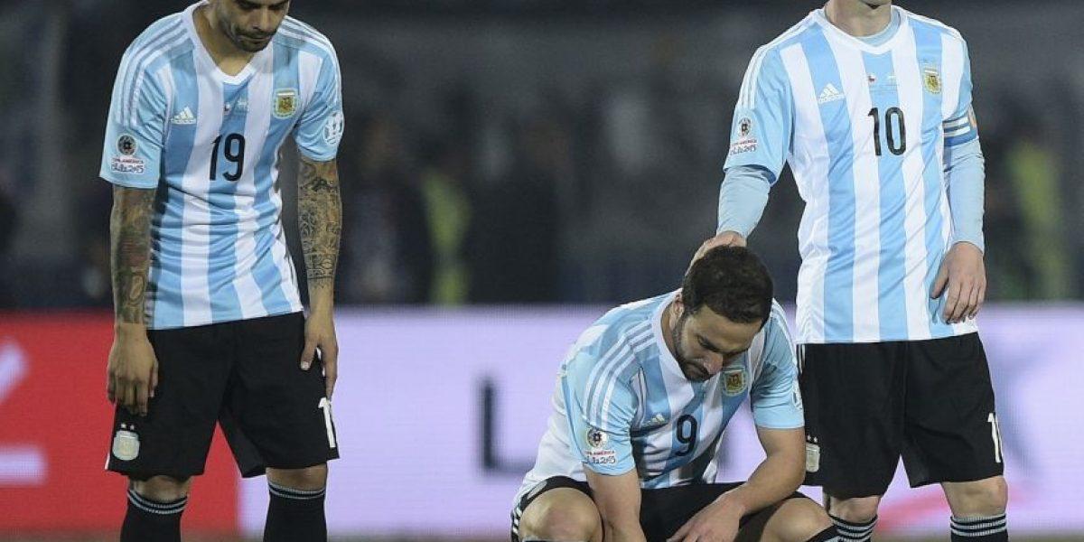 Vedette rechazó a figura de la Selección de Argentina