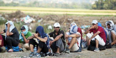 Debido a que el gobierno quiere prevenir el acceso a migrantes adultos. Foto:AFP