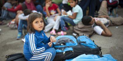 Francia está considerando hacer estos exámenes para verificar la edad exacta de los migrantes. Foto:AFP