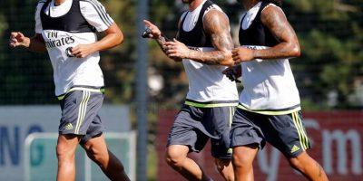 Sergio Ramos inicia entrenamientos con la plantilla del Real Madrid