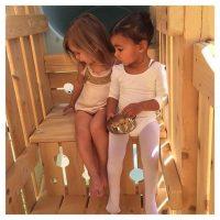 """Las mejores amigas y bailarinas"", dice Kim Kardashian Foto:Instagram.com/KimKardashian"