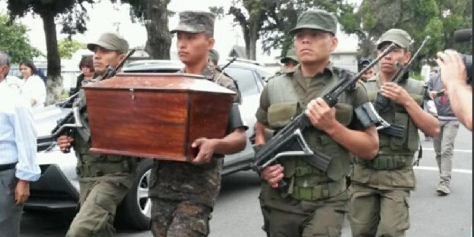 Foto:Ejército