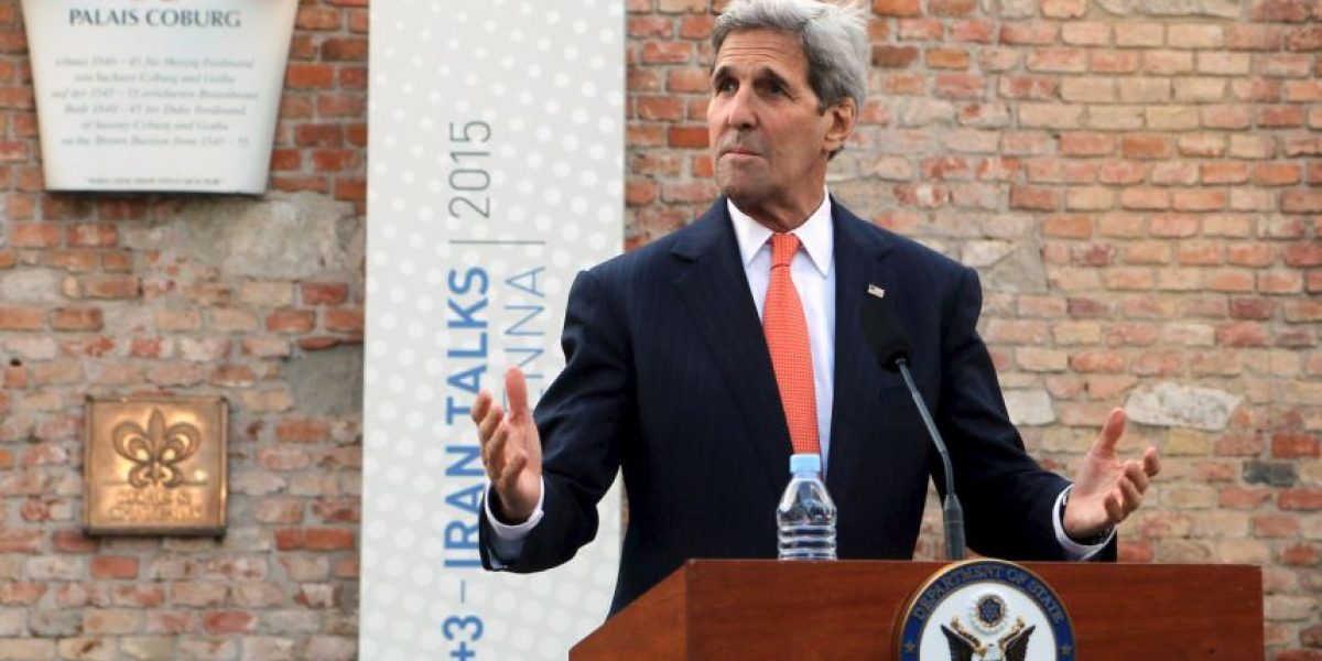 John Kerry advierte que no hay prisa respecto al acuerdo nuclear