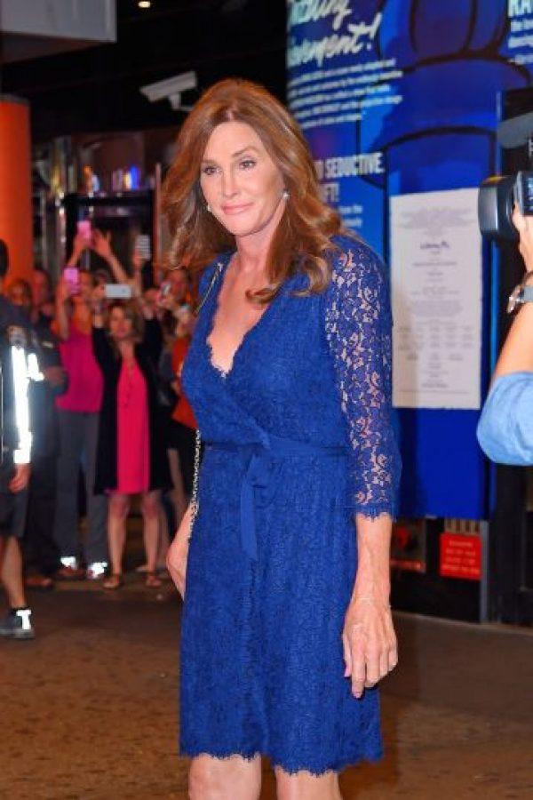 Caitlyn no solo ha demostrado su buen gusto por la moda. Foto:Grosby Group