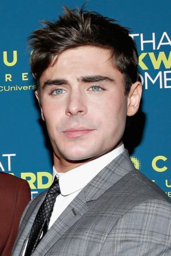 Zac Efron. Foto: Getty Images