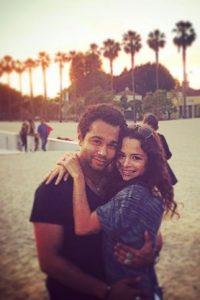 """Ahora, el actor está comprometido con su novia, Sasha Nicole Clements y protagoniza la obra de teatro musical """"Romeo and Juliet: Love is a Battlefield"""". Foto:vía instagram.com/corbinbleu"""