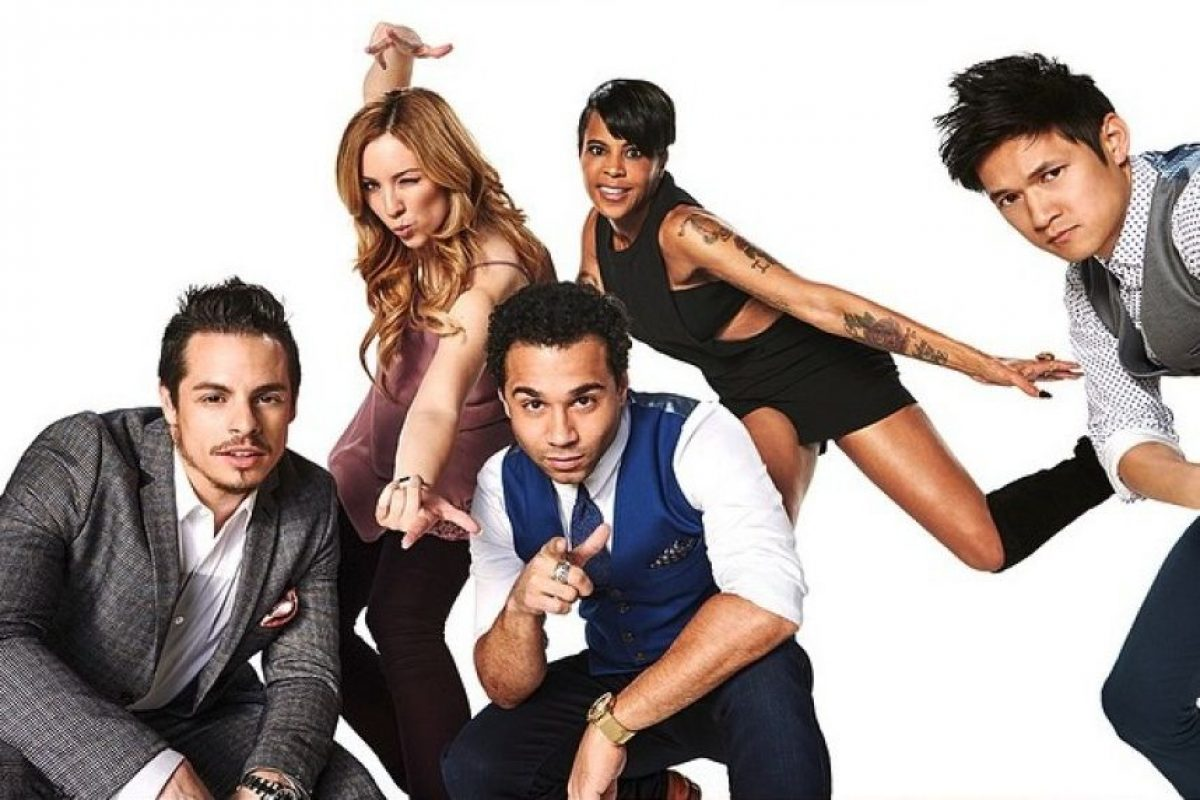 """También participó en el reality show estadounidense """"Dancing with the Stars"""". Foto:vía instagram.com/corbinbleu"""