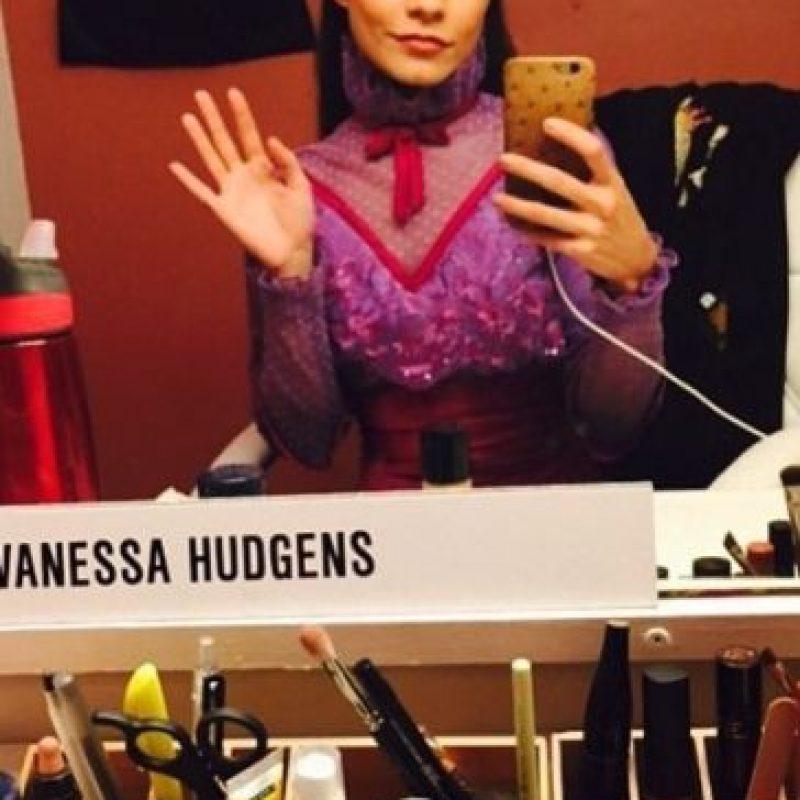"""Actualmente es una estrella de Hollywood y protagoniza el musical """"Gigi"""". Foto:vía instagram.com/vanessahudgens"""