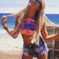 """La actriz de 30 años participó en la serie """"Zack y Cody: Gemelos en Acción"""", una de las series más exitosas de Disney Channel. En 2011, también protagonizó la película """"Sharpay's Fabulous Adventure"""". Foto:vía instagram.com/ashleytisdale"""